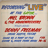 Under Yonder: Mel Brown Live at Pop the Gator 1991 by Mel Brown