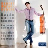 Play & Download Haydn: Cello Concertos Nos. 1 & 2 - Beethoven: Romances Nos. 1 & 2 by Daniel Müller-Schott | Napster