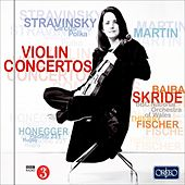 Stravinsky, Martin & Honegger: Violin Concertos & Orchestral Works by Various Artists