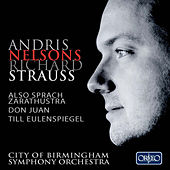 R. Strauss: Also sprach Zarathustra, Op. 30, TrV 176 by City Of Birmingham Symphony Orchestra
