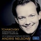 Play & Download Tchaikovsky: Symphony No. 5 & Hamlet Overture by City Of Birmingham Symphony Orchestra | Napster