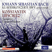 Bach: Keyboard Concertos, BWV 1052-1058 by Konstantin Lifschitz