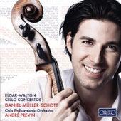 Play & Download Elgar & Walton: Cello Concertos by Daniel Müller-Schott | Napster