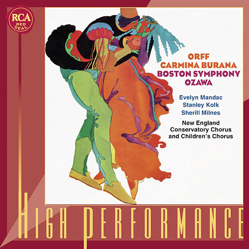 Play & Download Carmina Burana (RCA Victor - Ozawa 69') by Carl Orff | Napster