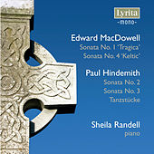 Macdowel & Hindemith: Piano Music by Sheila Randell