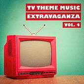 Play & Download TV Theme Music Extravaganza, Vol. 4 by TV Theme Song Library | Napster