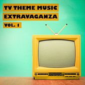 TV Theme Music Extravaganza, Vol. 1 by TV Theme Song Library