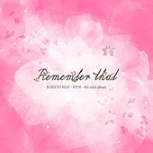 Play & Download Remember That by BTOB | Napster