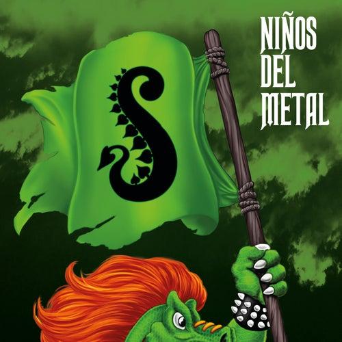 Niños del Metal de Heavysaurios
