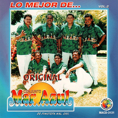 Play & Download Lo Mejor de, Vol. 2 by Conjunto Mar Azul | Napster