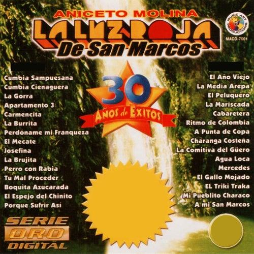 30 Anos de Exitos by La Luz Roja De San Marcos