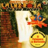 20 Anos de Exitos by La Luz Roja De San Marcos