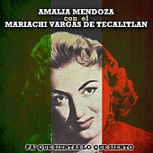 Pa' Que Sientas Lo Que Siento by Mariachi Vargas de Tecalitlan