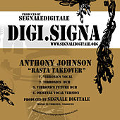 Play & Download Rasta Takeover by Anthony Johnson | Napster