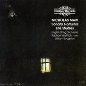Maw: Sonata Notturna, Life Studies by Raphael Wallfisch
