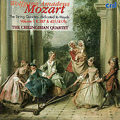 Play & Download Mozart: The String Quartets dedication to Haydn Vol. 1 by Chilingirian Quartet | Napster