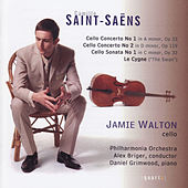 Saint-Saens Cello Works by Jamie Walton
