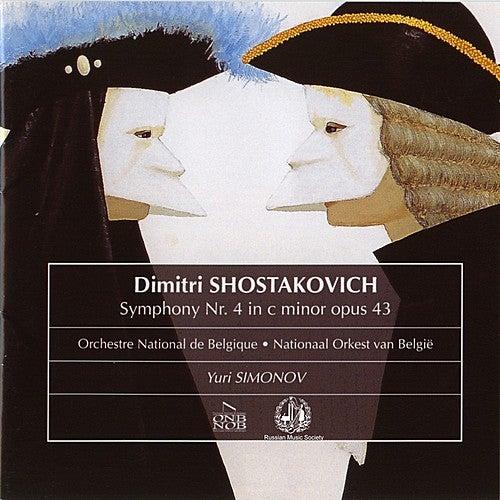 Play & Download Shostakovich - Symphonie No. 4 by Yuri Simonov | Napster