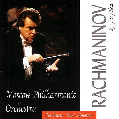Play & Download Russian Music Society presents:Rachmaninov: Symphony No.2, Moscow Philharmonic Orchestra by Yuri Simonov | Napster
