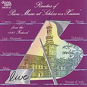 Rarities of Piano Music 1995 - Live Recordings from the Husum Festival by Various Artists