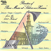Play & Download Rarities of Piano Music 1993: Live Recordings from the Husum Festival by Various Artists | Napster