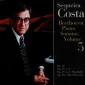 Beethoven: Piano Sonatas Nos. 12, 13, 14, 26 by Sequeira Costa