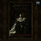 Music for Louis XV - Michel de la Barre: Ten Suites for Two Flutes by The Hanoverian Ensemble