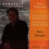 Play & Download Bizet-Schedrin - Carmen Suite & Stravinsky - Firebird Suite by Budapest Philharmonic Orchestra | Napster