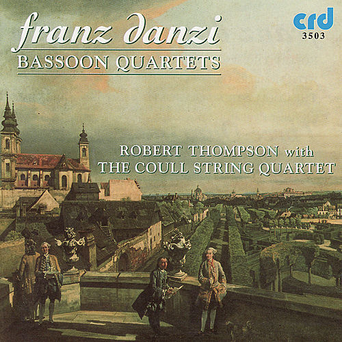 Play & Download Franz Danzi, Bassoon Quartets by Coull String Quartet | Napster