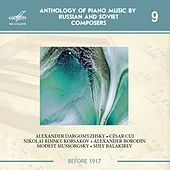 Anthology of Piano Music by Russian and Soviet Composers, Pt. 9 von Various Artists