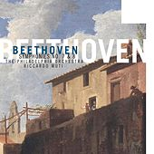 Symphonies Nos. 7 and 8 by Ludwig van Beethoven