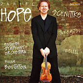 Schnittke, Takemitsu & Weill: Violin Concertos by Daniel Hope (Classical)