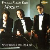 Mozart: Piano Trios K. 502, K. 542 & K. 548 by Vienna Piano Trio