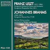 Hungarian Fantasy, Rhapsodies and Dances by Berliner Philharmoniker