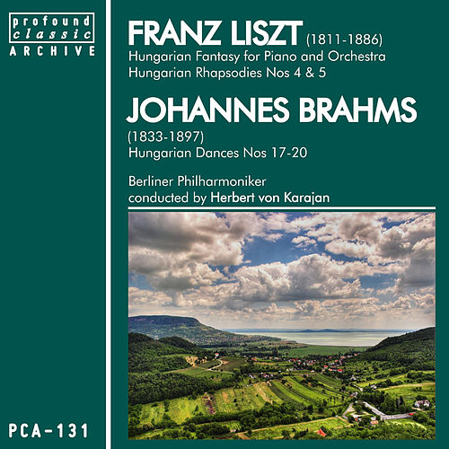 Play & Download Hungarian Fantasy, Rhapsodies and Dances by Berliner Philharmoniker | Napster