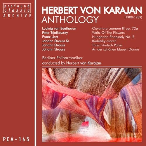 Herbert Von Karajan Anthology by Berliner Philharmoniker