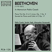 Play & Download In Memorium Pablo Casals by Mieczyslaw Horszowski | Napster