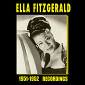 1951-1952 Recordings (feat. The Sy Oliver Orchestra) by Ella Fitzgerald
