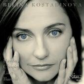 Joseph Haydn, Frederic Chopin, Franz Liszt, Bela Bartok by Belina Kostadinova