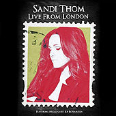 Play & Download Live from London (2010) by Sandi Thom | Napster