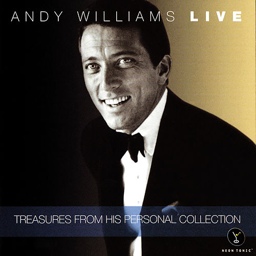 Play & Download Andy Williams Live by Andy Williams | Napster