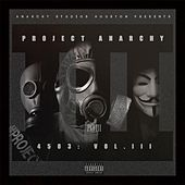Project Anarchy 4503, Vol. III by Various Artists