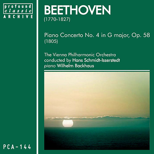 Play & Download Beethoven: Piano Concerto No. 4 in G Major, Op. 58 by Vienna Philharmonic Orchestra | Napster
