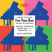 Play & Download Copland & Gershwin: Piano Music by Mark Anderson | Napster