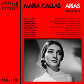 Arias, Vol. 2 by Maria Callas