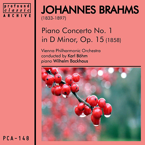 Play & Download Brahms: Piano Concerto No. 1 in D Minor, Op. 15 by Vienna Philharmonic Orchestra | Napster
