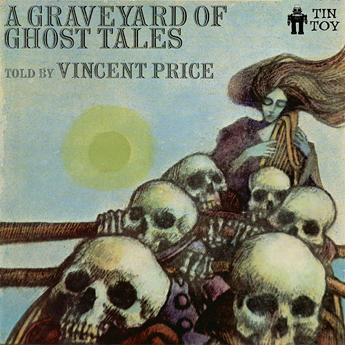 A Graveyard of Ghost Tales by Vincent Price