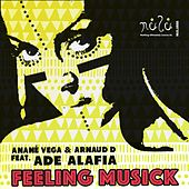 Feeling Musick (feat. Ade Alafia) by Anane