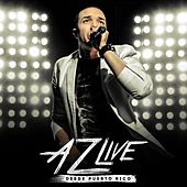 A Z Live by Alex Zurdo