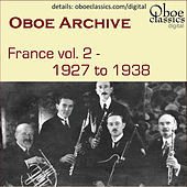 Oboe Archive, France, Vol. 2 by Various Artists